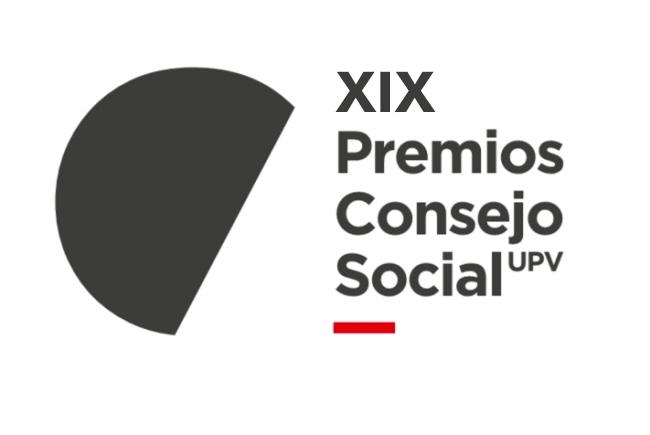 XIX Premios Consejo Social UPV
